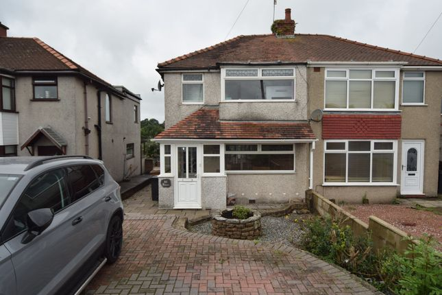 Thumbnail Semi-detached house for sale in Romney Park, Dalton-In-Furness