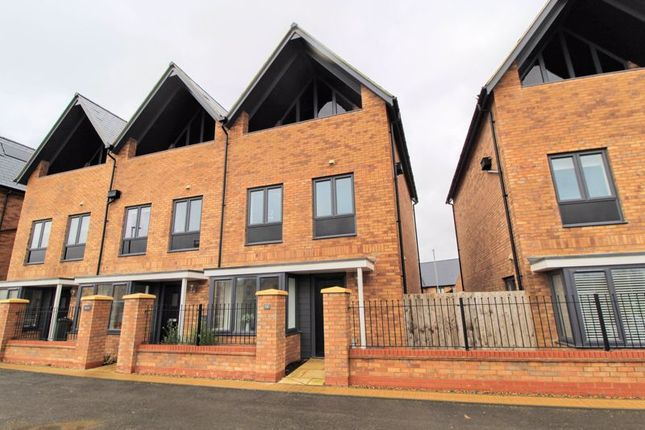 Thumbnail 4 bed town house for sale in Longhorn Drive, Whitehouse, Milton Keynes