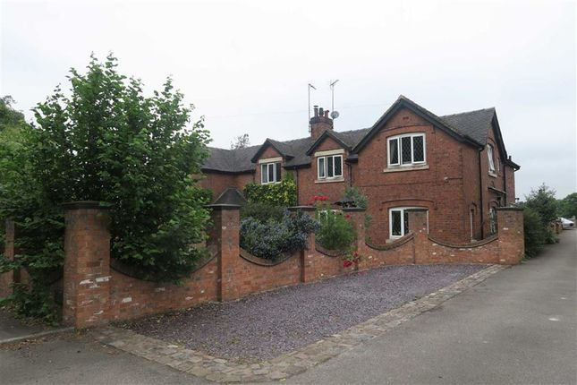 Thumbnail Semi-detached house for sale in Cheadle Road, Oakamoor, Stoke-On-Trent