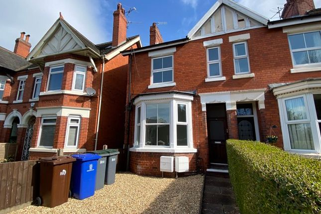 3 bed semi-detached house for sale in Princes Road, Hartshill, Stoke-On-Trent ST4