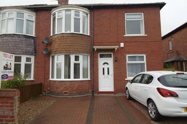 Thumbnail Flat to rent in Jubilee Road, Blyth