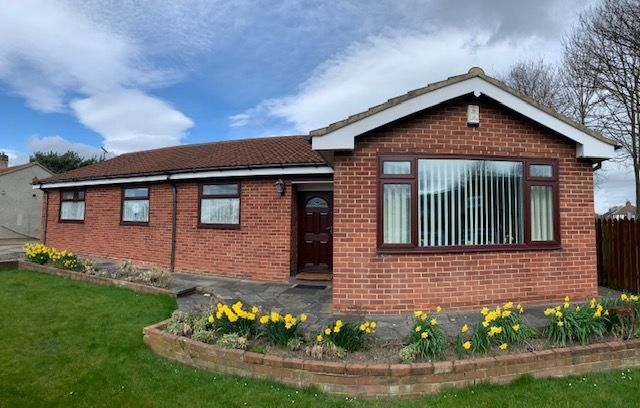 Thumbnail Bungalow for sale in Mcintyre Terrace, Bishop Auckland