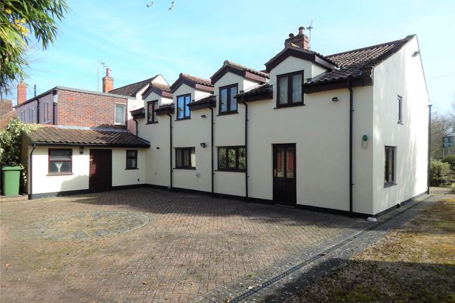 Thumbnail Detached house for sale in Old Street, Newton Flotman, Norwich, Norfolk