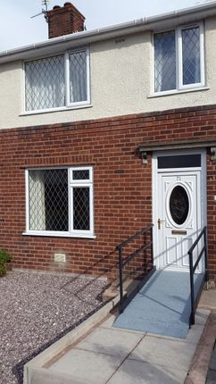 Thumbnail Semi-detached house to rent in Woodfield Avenue, Flint