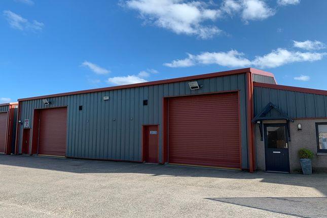 Industrial to let in Newburgh, Ellon
