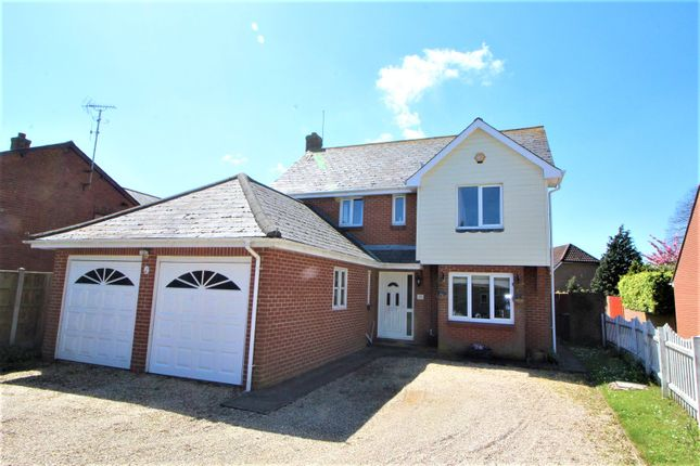 Thumbnail Detached house for sale in Blackheath Road, Colchester