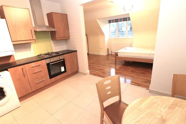 Studio to rent in St. Albans Road, Watford WD24