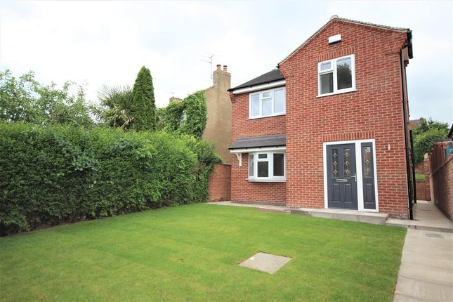 Thumbnail Detached house for sale in Kingsway, Ilkeston