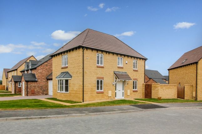 Thumbnail Link-detached house to rent in Spring Field Way, Sutton Courtenay, Abingdon