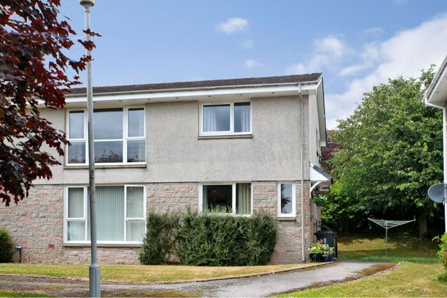 Thumbnail Flat for sale in Cairn Park, Cults, Aberdeen