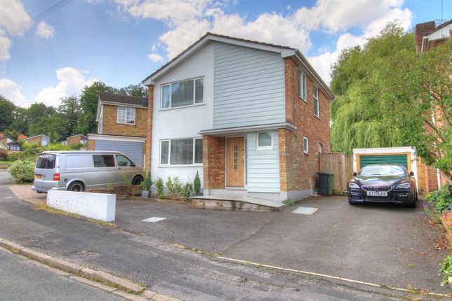 Thumbnail Detached house for sale in Coopers Close, West End, Southampton