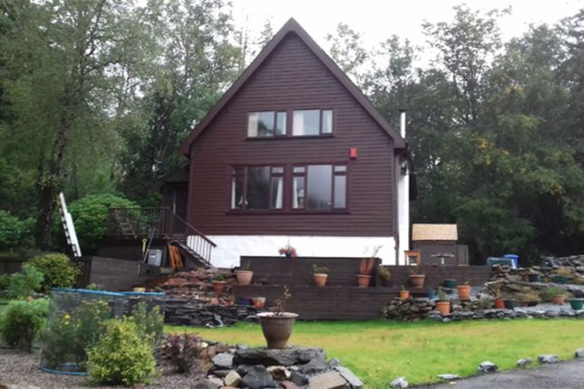 Thumbnail Detached house for sale in Glenfinnan