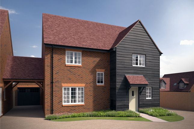 Thumbnail Property for sale in The Bulborne, Saint's Hill, Saunderton, High Wycombe, Buckinghamshire