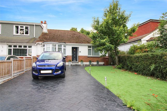 Thumbnail Bungalow to rent in Chestnut Avenue, Chatham, Kent