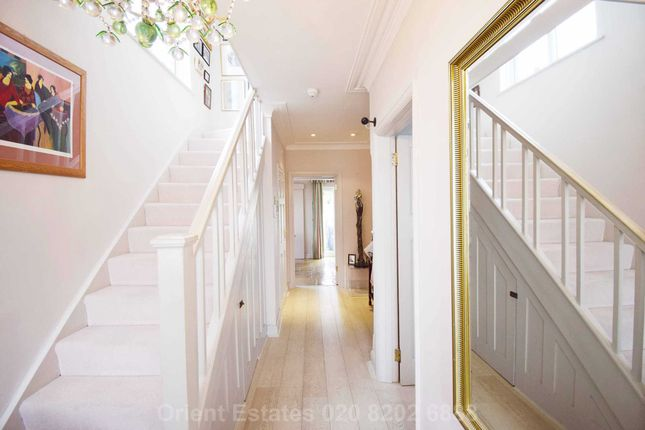 Thumbnail Semi-detached house for sale in St. Marys Crescent, London