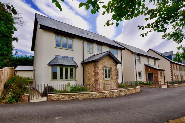 Thumbnail Detached house for sale in Chardstock, Axminster