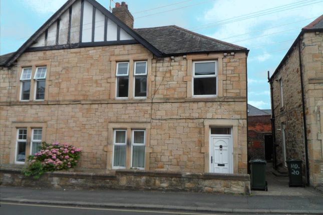 2 bed flat to rent in St. Wilfrids Road, Hexham NE46