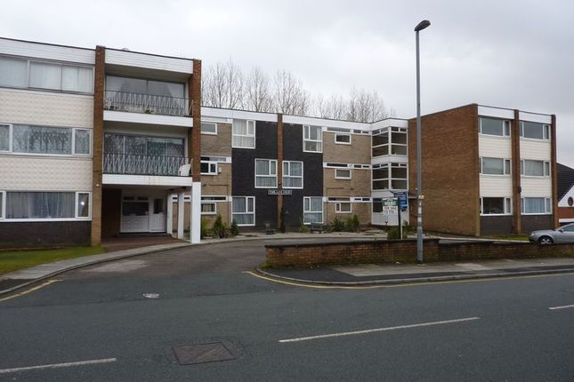 Front of Park Lane Court, Park Lane, Whitefield M45