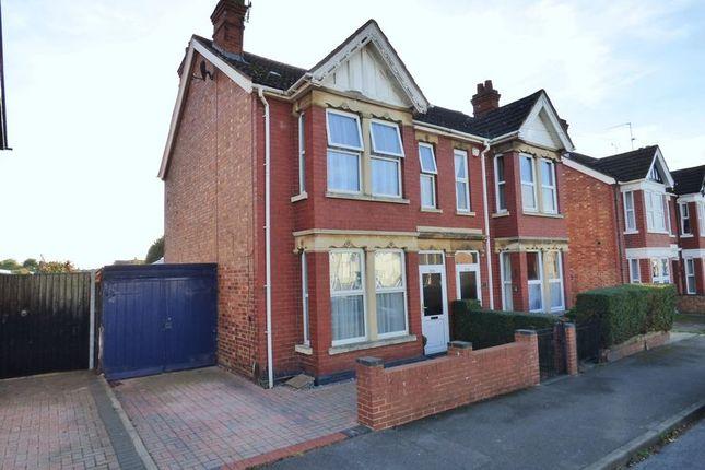 Thumbnail Semi-detached house for sale in Linden Road, Linden, Gloucester