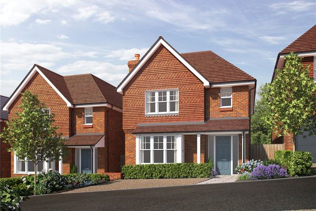 Thumbnail Detached house for sale in Kings Worthy, Winchester