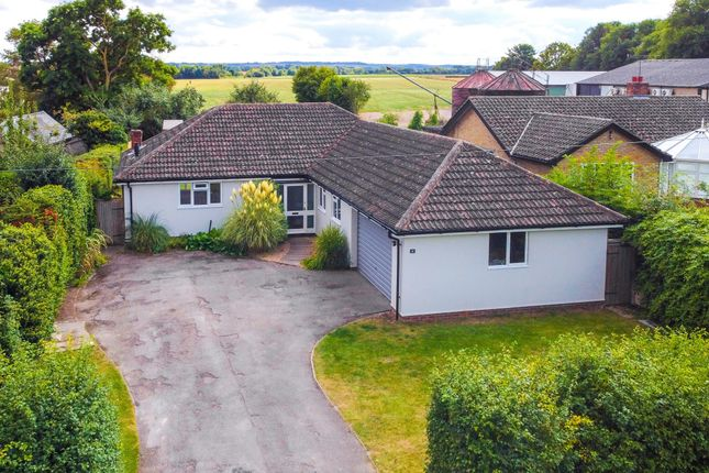 3 bed detached bungalow for sale in Bridge Street, Whaddon, Royston SG8