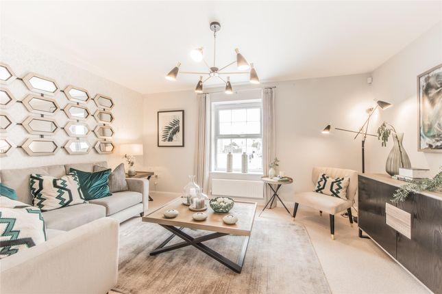 Sitting Room of Richmond Grove, Mangotsfield, Bristol BS16