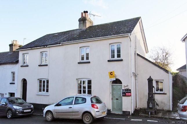 Thumbnail End terrace house for sale in Fore Street, Ipplepen, Newton Abbot