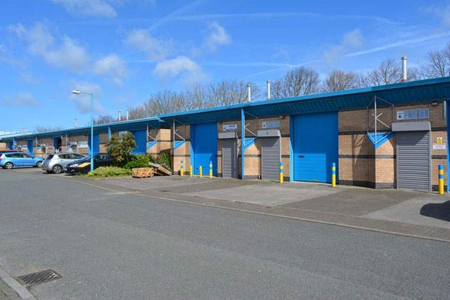 Industrial to let in Carrock Road, Wirral