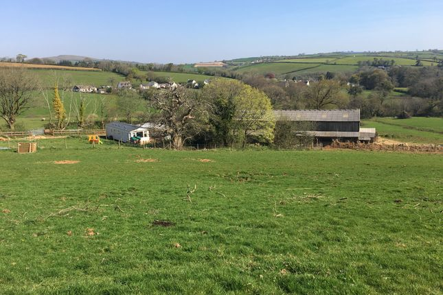 Thumbnail Land for sale in Avonwick, South Brent