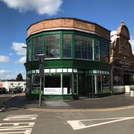 Thumbnail Retail premises to let in West Street, Swadlincote