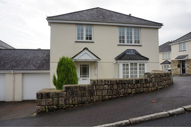 Thumbnail Detached house for sale in Chy Pons, St. Austell