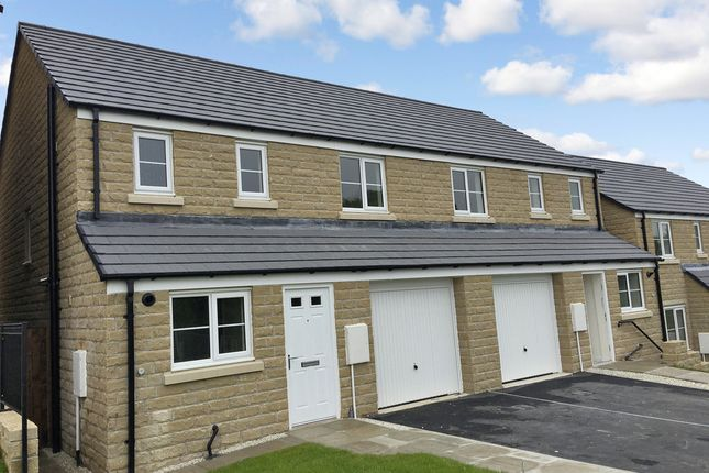Thumbnail Semi-detached house to rent in 2 New Chapel Road, Hartcliffe Meadows Development, Penistone