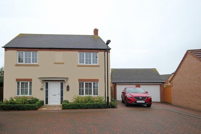 Thumbnail Detached house for sale in The Leap, Littleport, Ely