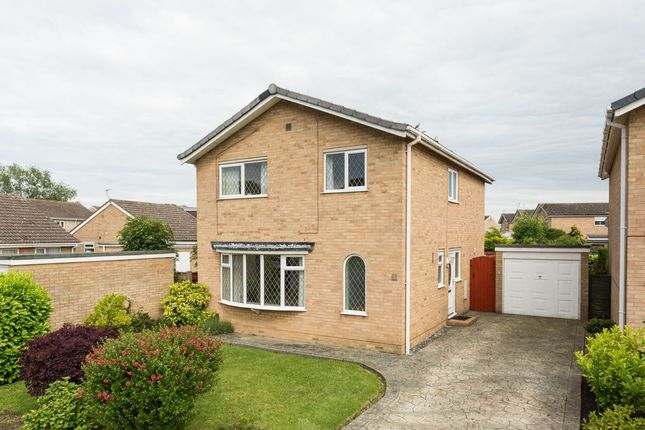 Thumbnail Detached house for sale in Grassholme, York