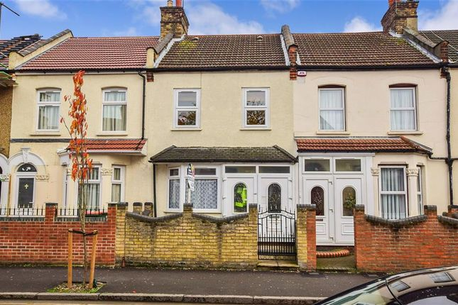 Front Elevation of Boundary Road, Plaistow, London E13