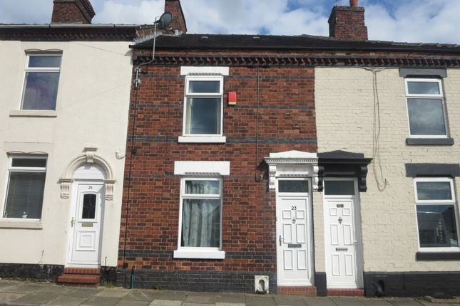 Thumbnail Terraced house to rent in 23 Chapel Street, Bucknall