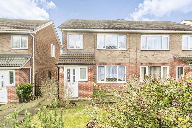 Thumbnail Semi-detached house to rent in Bradford Road, East Ardsley, Wakefield