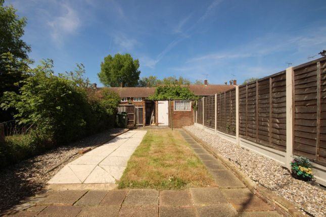 Thumbnail Property to rent in Tinklerside, Basildon