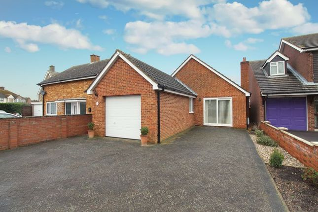 Thumbnail Detached bungalow for sale in Wood Lane, Cotton End
