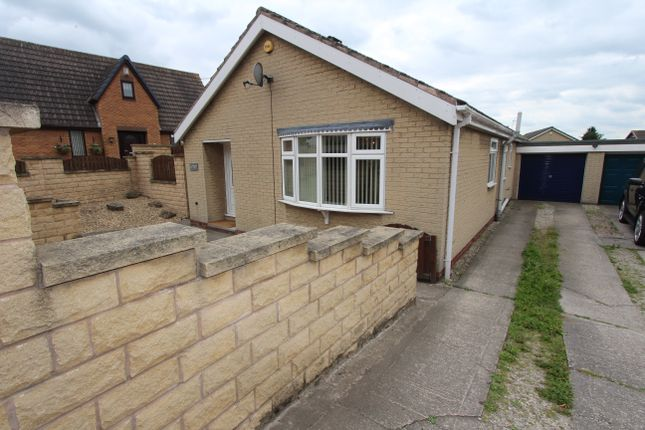 Thumbnail Detached bungalow to rent in Upperthorpe Road, Killamarsh, Sheffield