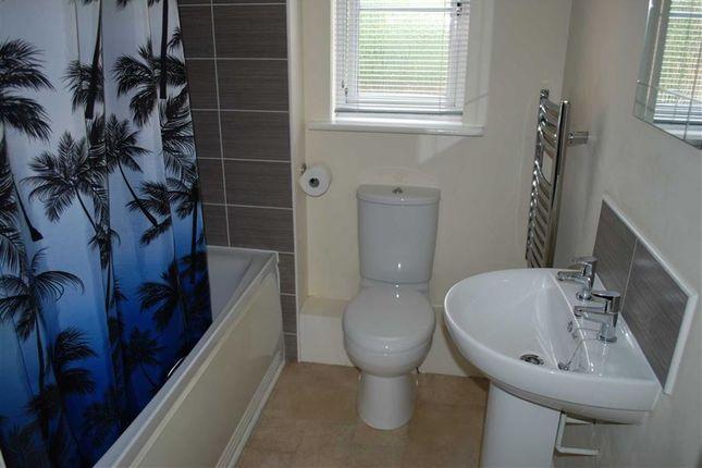 Bathroom of Whitecroft Meadow, Middleton, Manchester M24