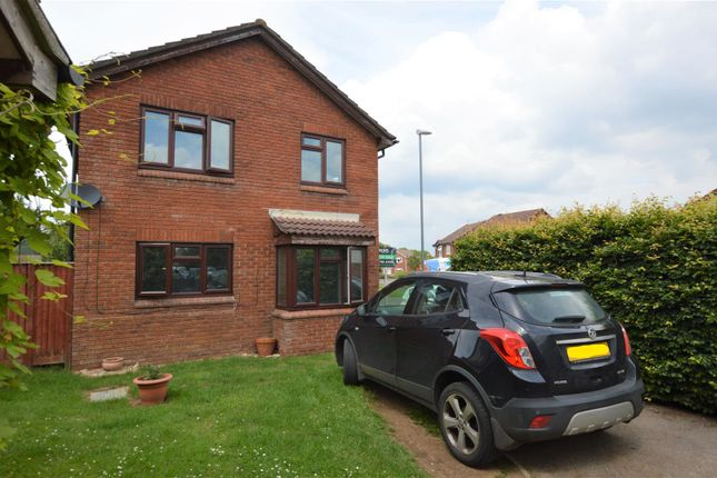 Thumbnail Detached house for sale in Nightingale Way, Westfield, Radstock