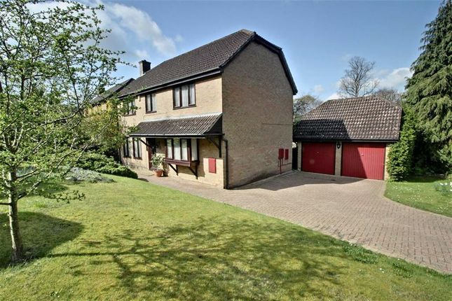 Thumbnail Detached house for sale in The Sycamores, Felden, Hertfordshire