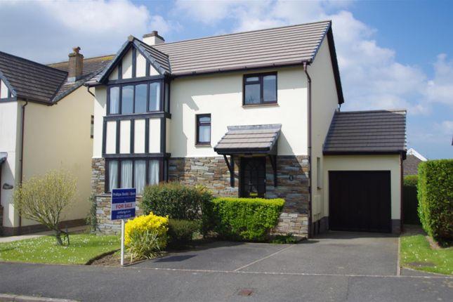 Thumbnail Detached house for sale in Moorlea, Lower Park Road, Braunton