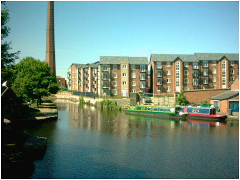 Thumbnail Flat to rent in Welbeck Street South, Ashton-Under-Lyne