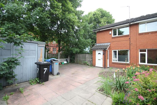 Thumbnail Semi-detached house for sale in Farwood Close, Manchester