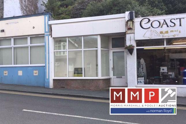Thumbnail Studio for sale in 3 White Arcade, King Edward Street, Barmouth, Gwynedd