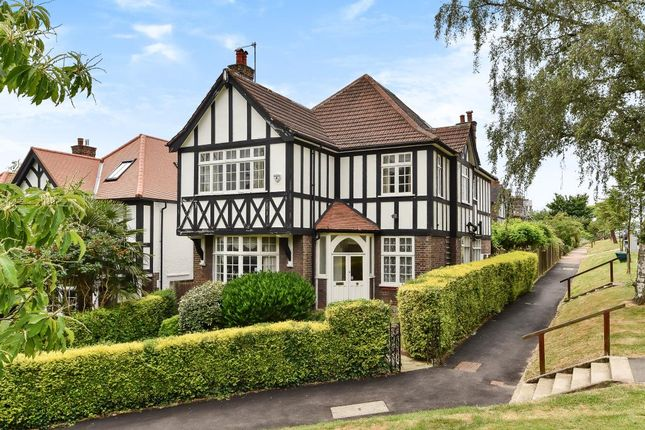Thumbnail Detached house for sale in Hillway, Highgate, London
