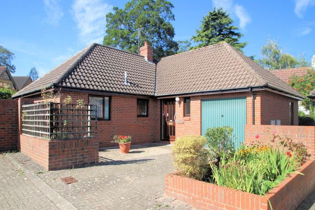 Front of 3 Laxton Drive, Kingswood, Wotton-Under-Edge GL12