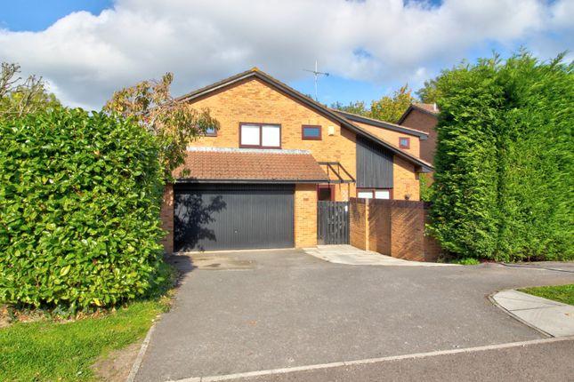 Thumbnail Detached house for sale in White Oak Way, Nailsea, Bristol